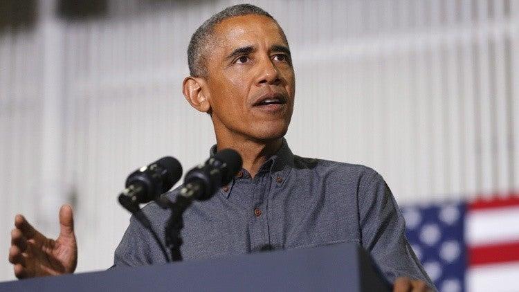 """Obama: """"No hay ningún país, incluyendo a China, que nos mire sin envidia"""""""