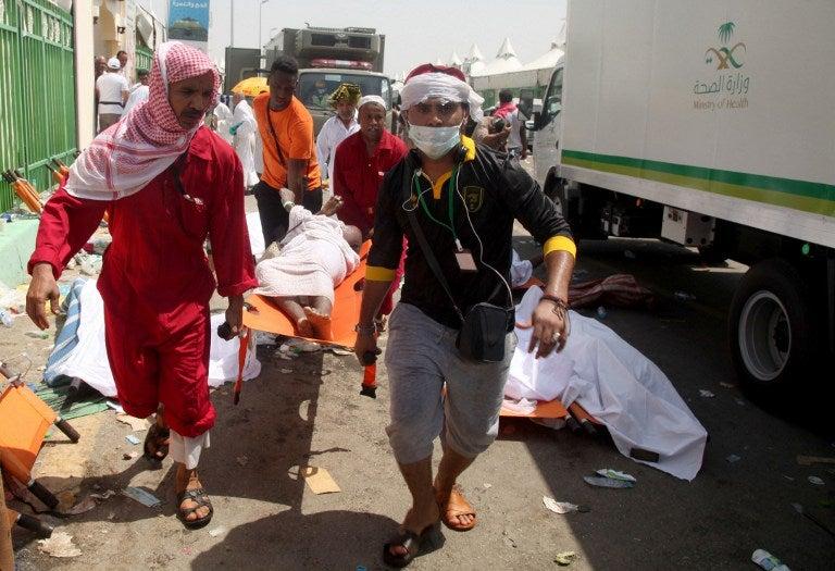 Estampida en La Meca: La peor tragedia en 25 años deja 700 muertos