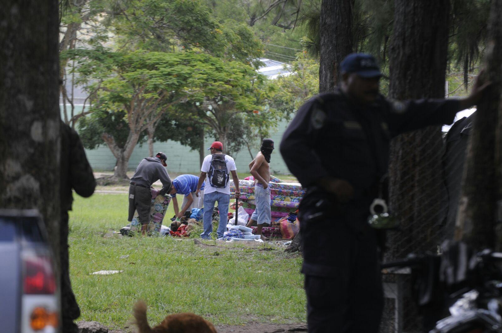 Chirizos: Trasladan a 10 de los más peligrosos adolescentes integrantes de pandillas