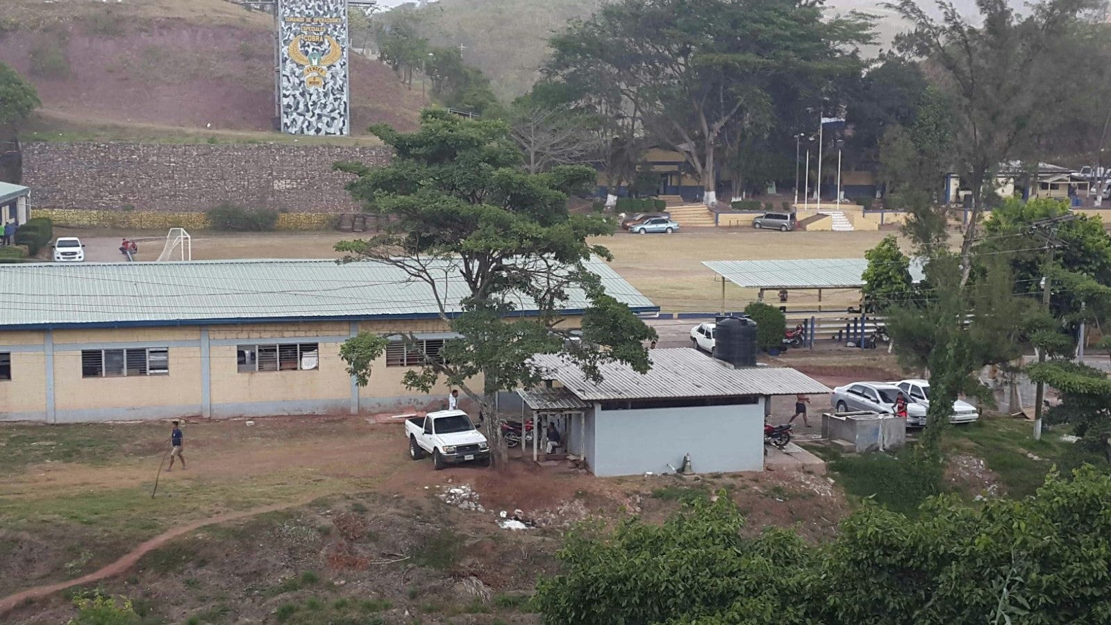 Reportan amotinamiento entre pandilleros en comando Cobras