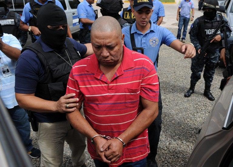 Arresto preventivo para José Raúl Amaya: Hondureño extraditable ligado a los Valle