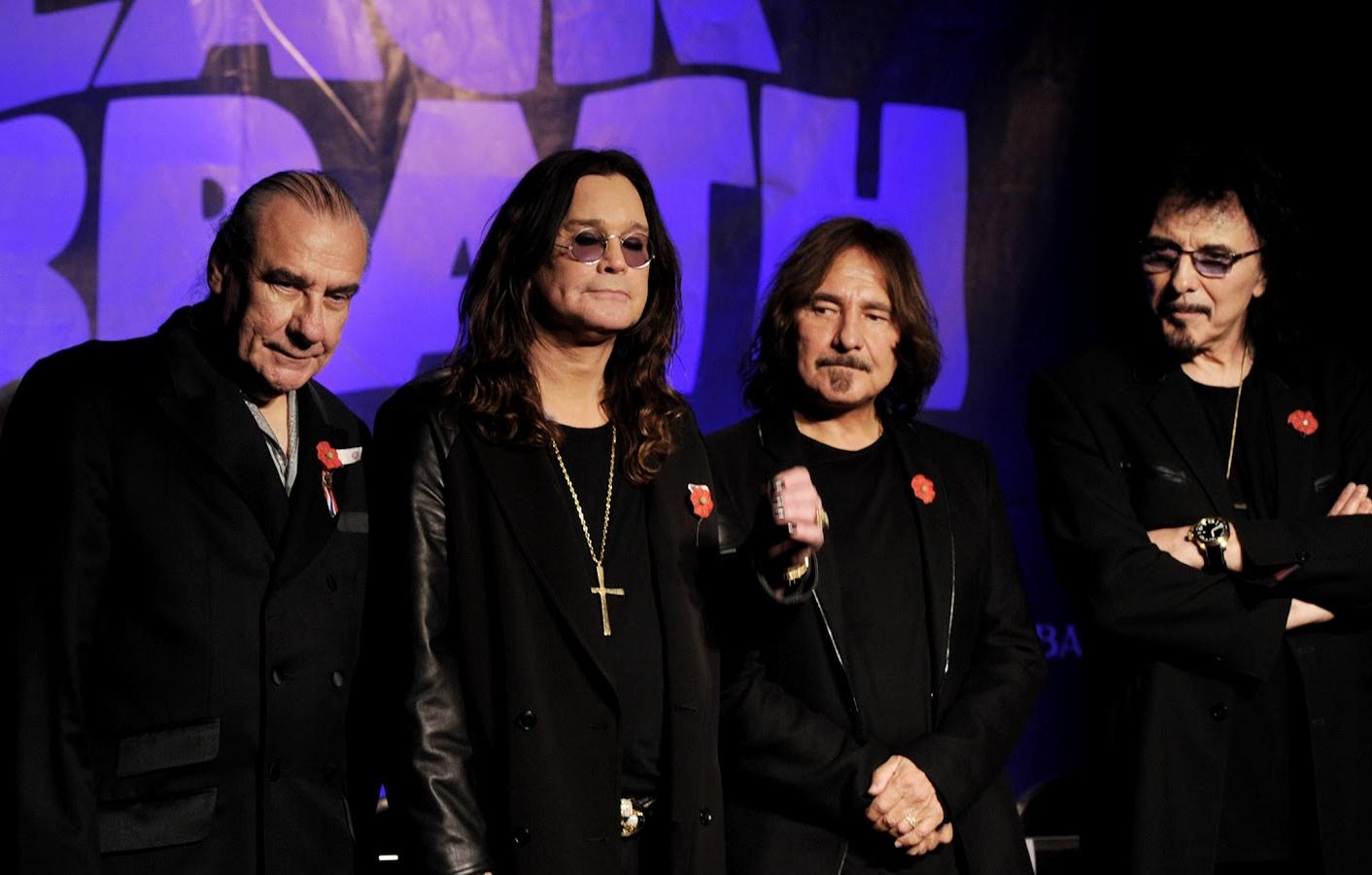 Black Sabbath anuncia 'The End' su tour de despedida