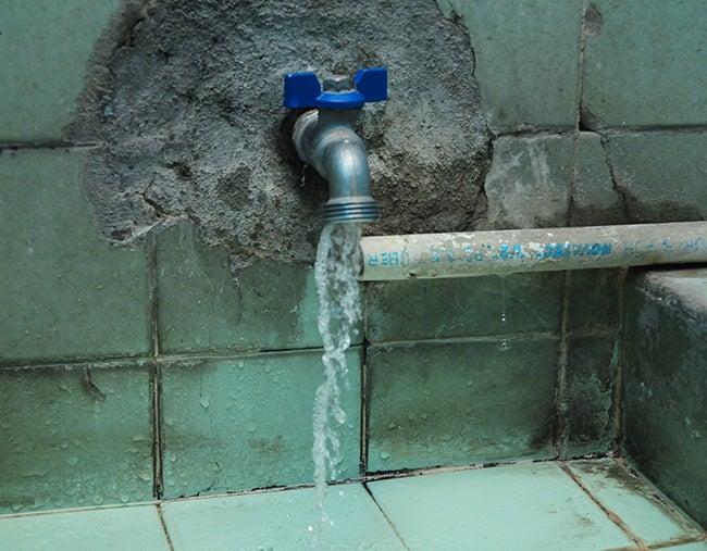 Honduras: Derrochan mucha agua