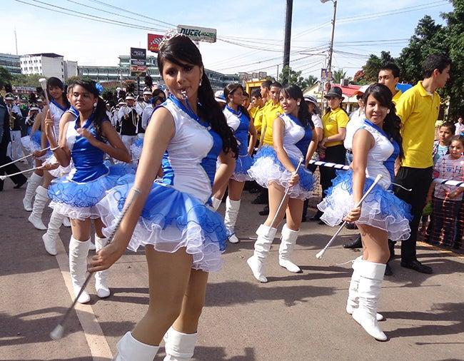 Desfiles 2015: Desde las 5:00 am estarán cerradas estas calles en Tegucigalpa
