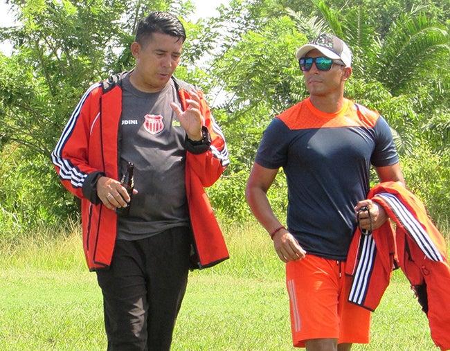 Elvin López: No soy entrenador de casualidad