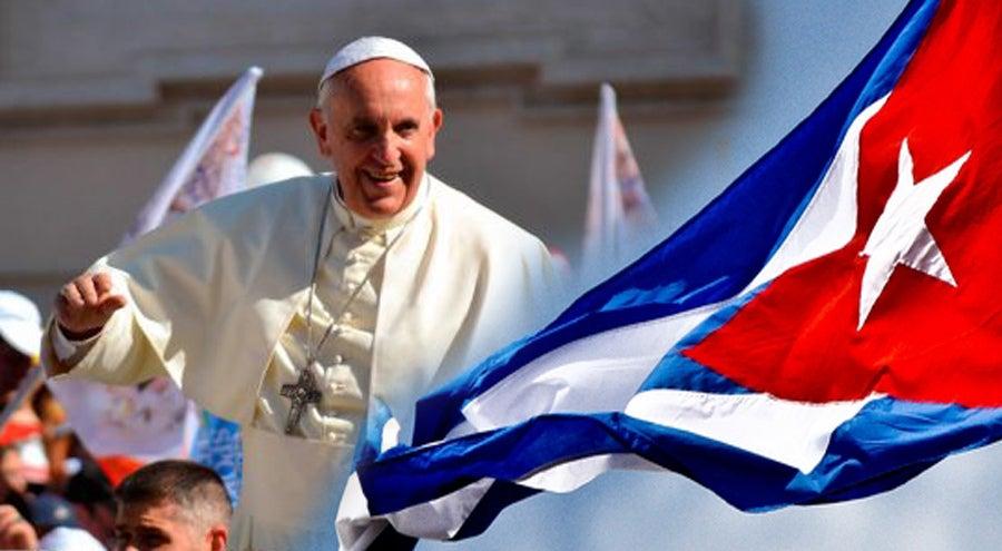 Cuba indulta a 3,522 presos por próxima visita del papa Francisco