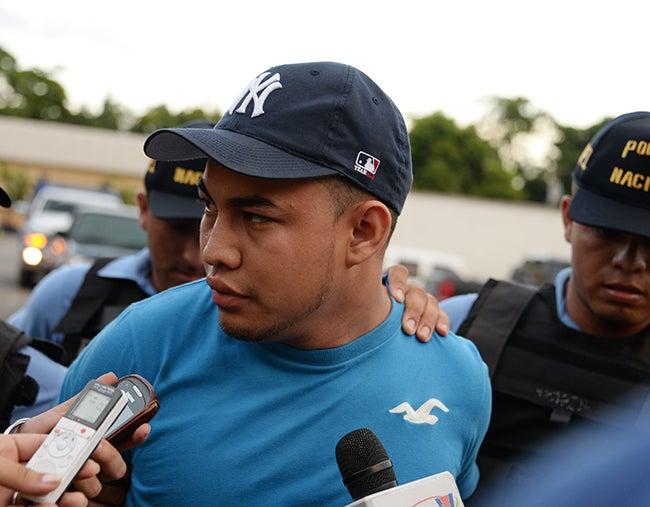 Honduras: Juez manda al presidio al novio de Merlin Waldina