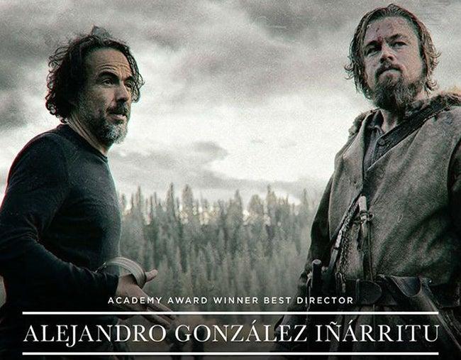 Iñárritu, entre México y la censura