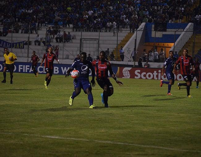El Motagua: Ahora le toca golear al América