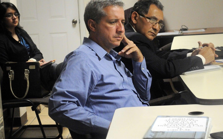Zelaya y Bertetty a audiencia inicial por malversación de caudales