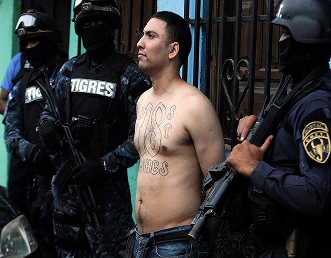 """Honduras: Cae """"El Tímido"""", jefe de la mara 18"""