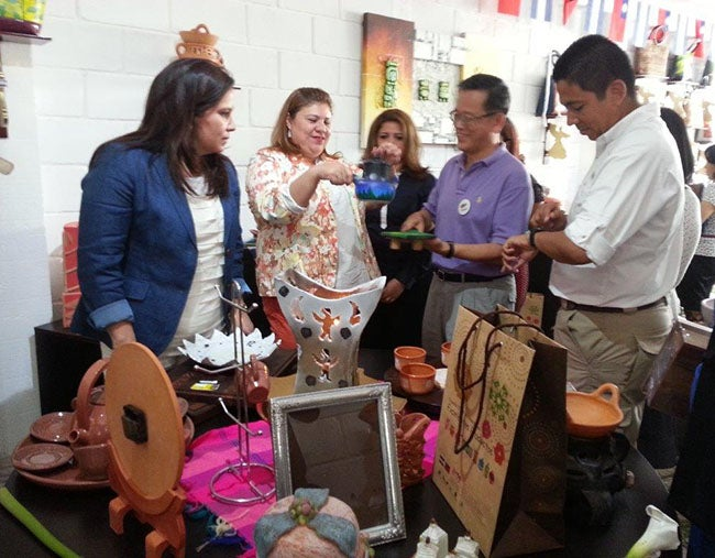 Con apoyo de Taiwán: Artesanos abren nueva sala en Valle de Àngeles