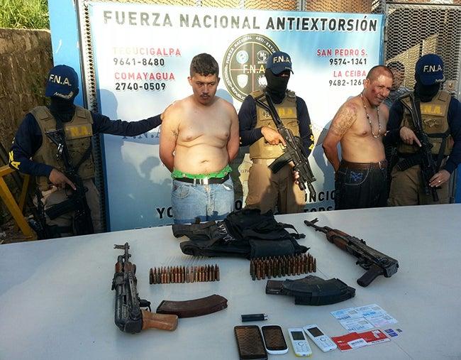 """""""El Cuervo"""", jefe 18, vuelve a prisión junto a compinche"""