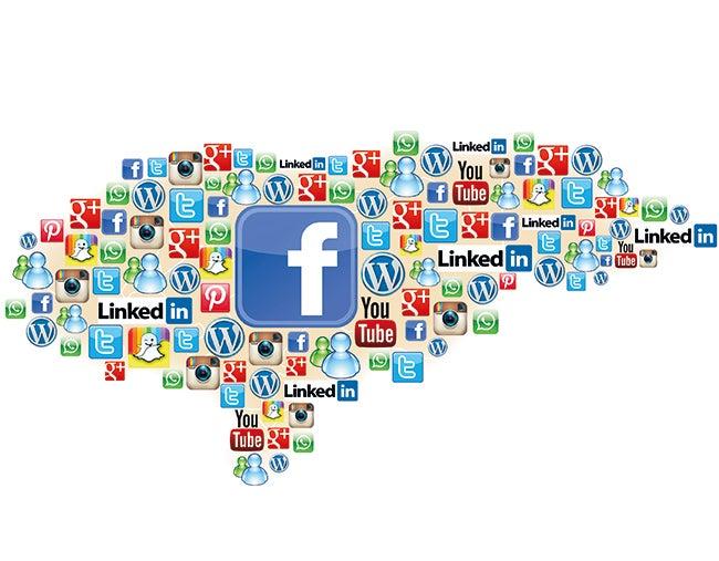 2.2 millones de hondureños usan Facebook