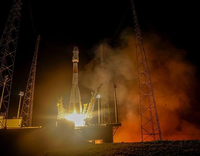 Los dos nuevos satélites de Galileo ya están en órbita