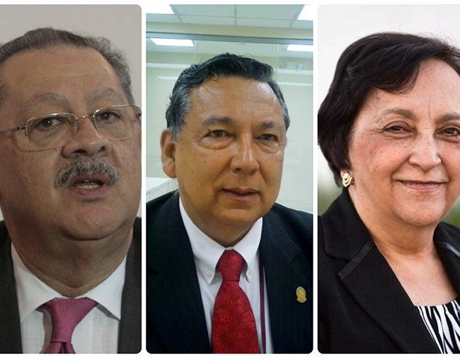 Guatemala: Envían al Congreso la terna para vicepresidente