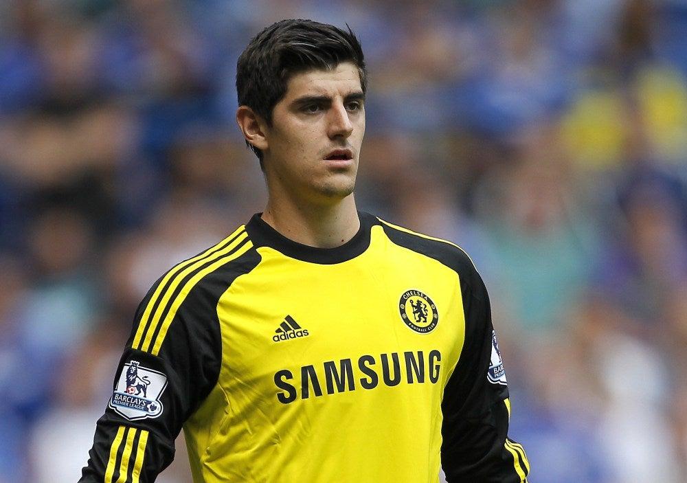 Thibaut Courtois estará de baja para el Chelsea por cuatro meses