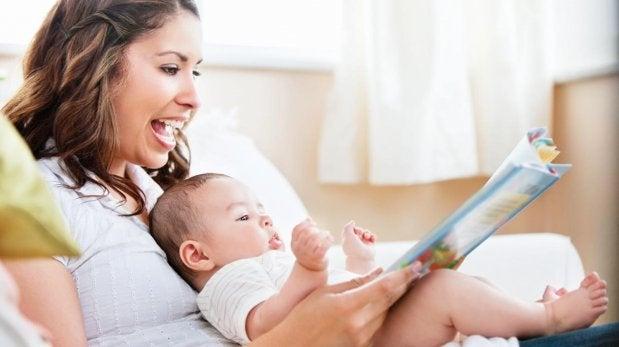 Te mostramos cómo activar los sentidos de tu bebé