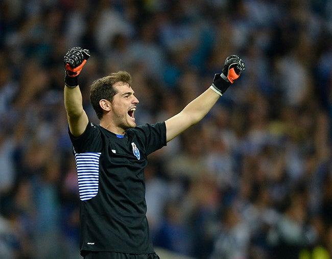 Champions League: Iker se reencuentra con Mou