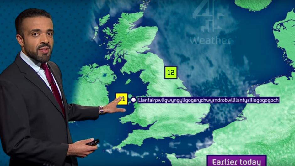 VIDEO: Presentador de televisión pronuncia el nombre más largo sin ningún problema
