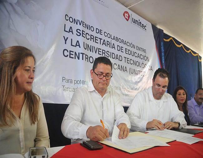 Universidad de Honduras reforzará la educación técnica