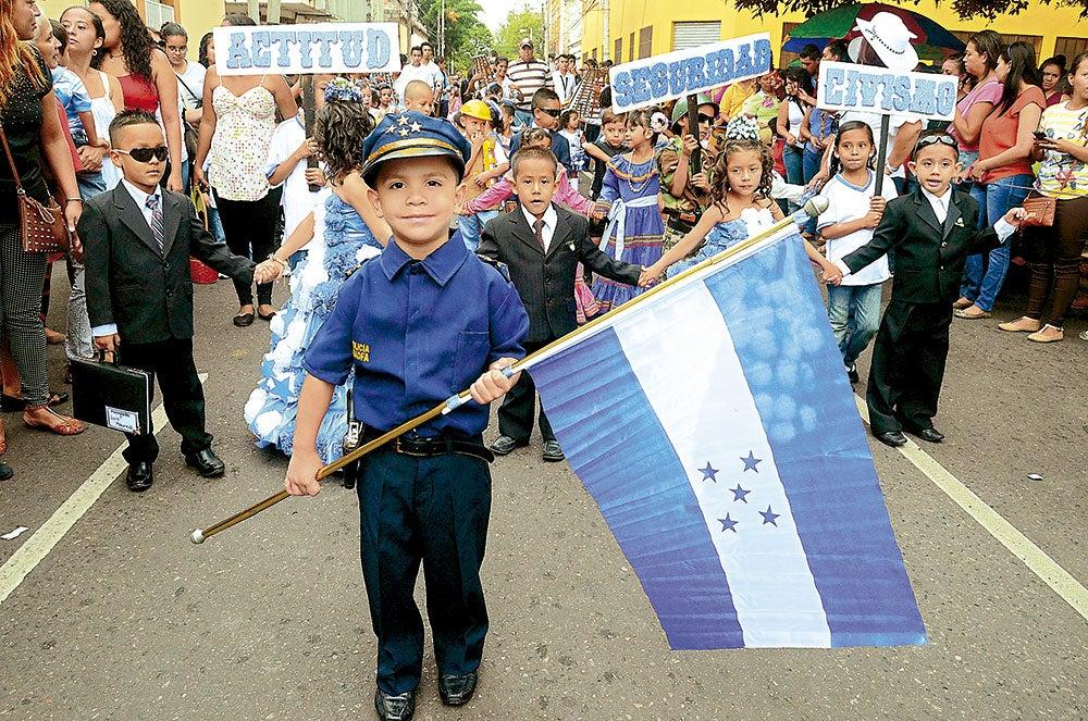 Fiestas Patrias en Honduras contarán con dispositivos de seguridad anuncia la Policía