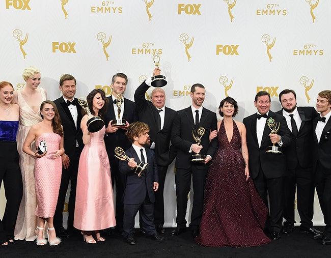 """Juego de Tronos"", Emmy como mejor drama"