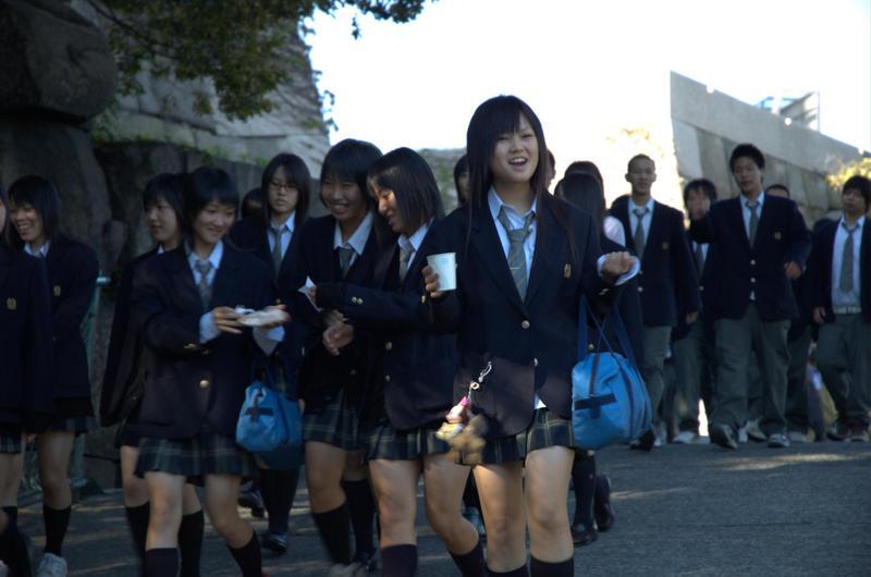 Hoy es el día que se registran más suicidios de jóvenes japoneses