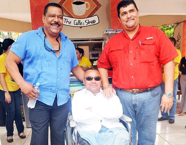 El doctor Nahún Ordóñez es el Mandador de la Feria de El Progreso