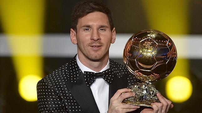 FIFA anunció la fecha de ceremonia de la entrega del Balón de Oro