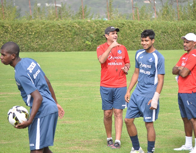 Motagua: Más que golear les interesa los tres puntos