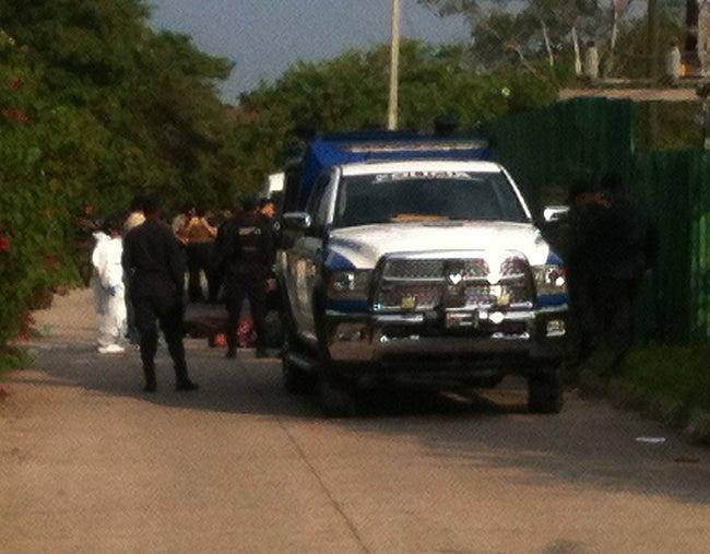 Honduras: 4 jóvenes ultimados a 150 metros de Tránsito
