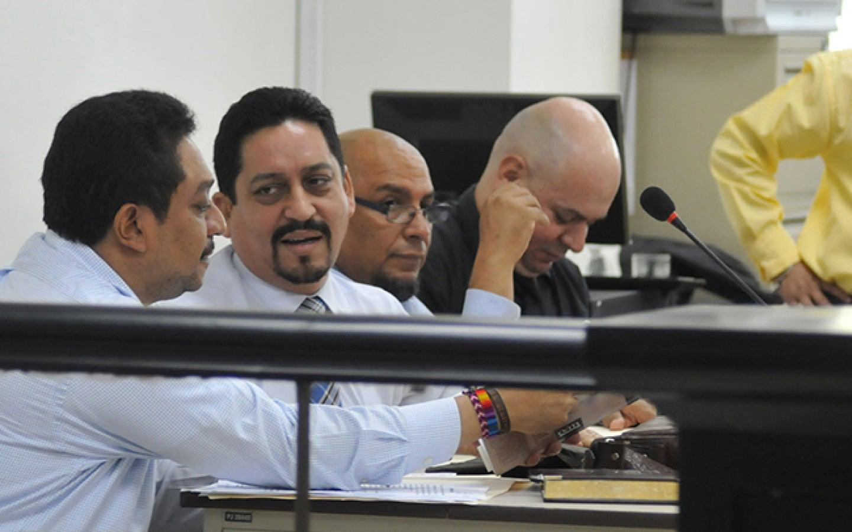 Padilla Sunseri deberá pagar multa de L.60 mil, exfuncionarios con penas de 8 a 9 años de prisión