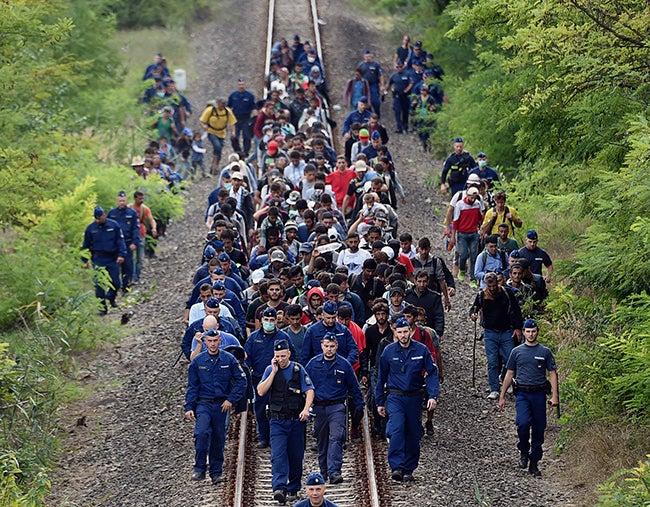 A.L. también acogerá a refugiados de Medio Oriente