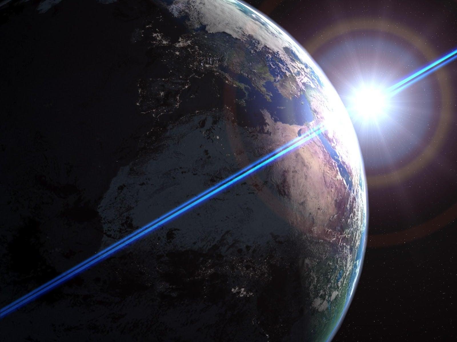 ¿Qué sucedería si la Tierra dejara de girar?
