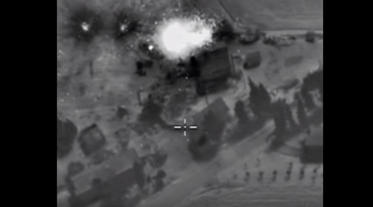 VIDEO: Así es el operativo ruso contra el Estado Islámico en Siria