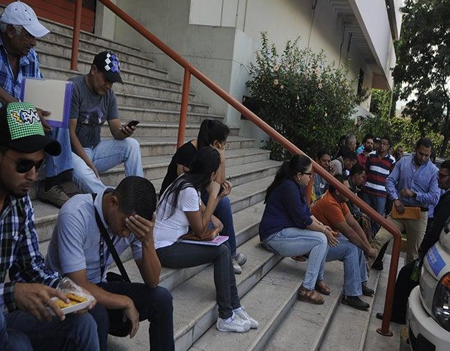 Conadeh: desempleados deben ser la preocupación del estado