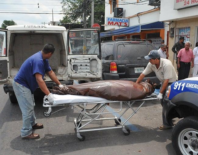 Matan a comerciante de granos básicos en el Mercado Central