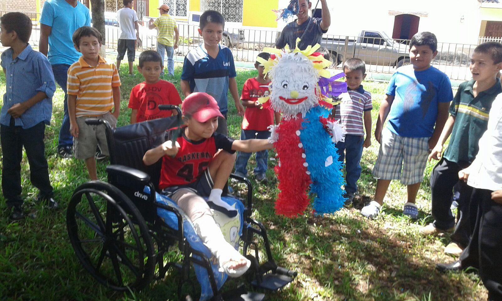 4 valientes hondureños unen esfuerzos para desarrollar comunidades