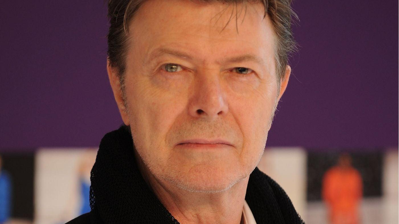 David Bowie anuncia un nuevo álbum para enero de 2016