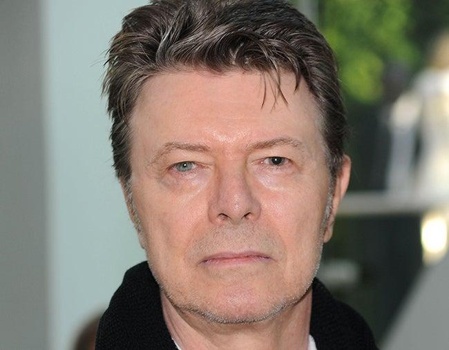 David Bowie se retira de los escenarios