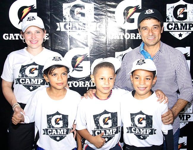 Honduras ya tiene sus representantes para el G-Camp