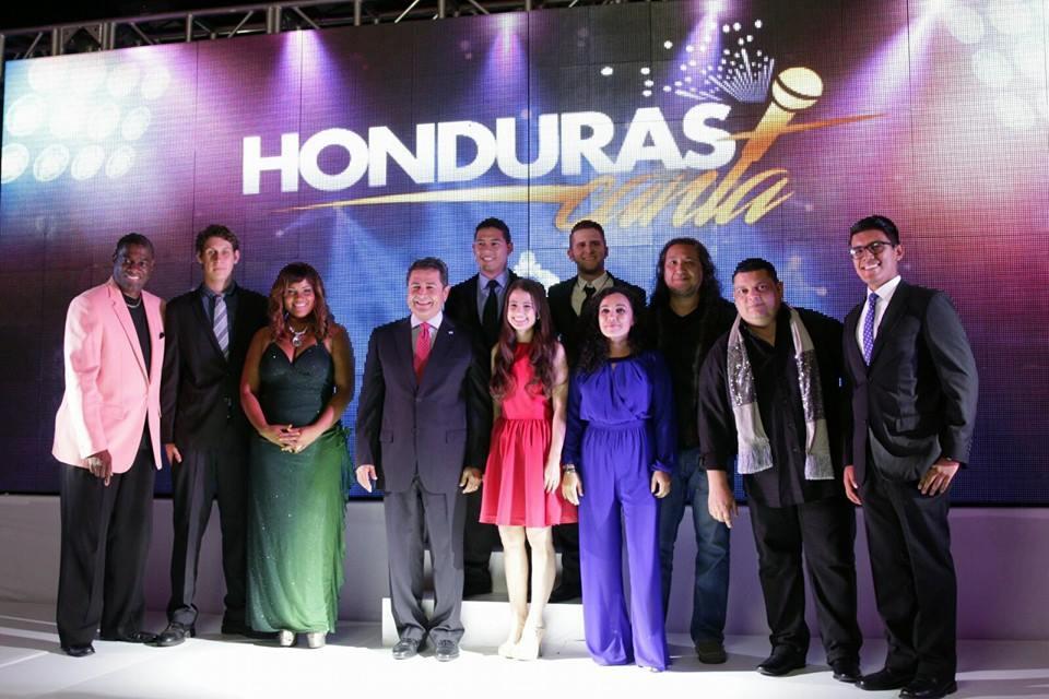 «Honduras Canta» ya tiene a sus 14 finalistas