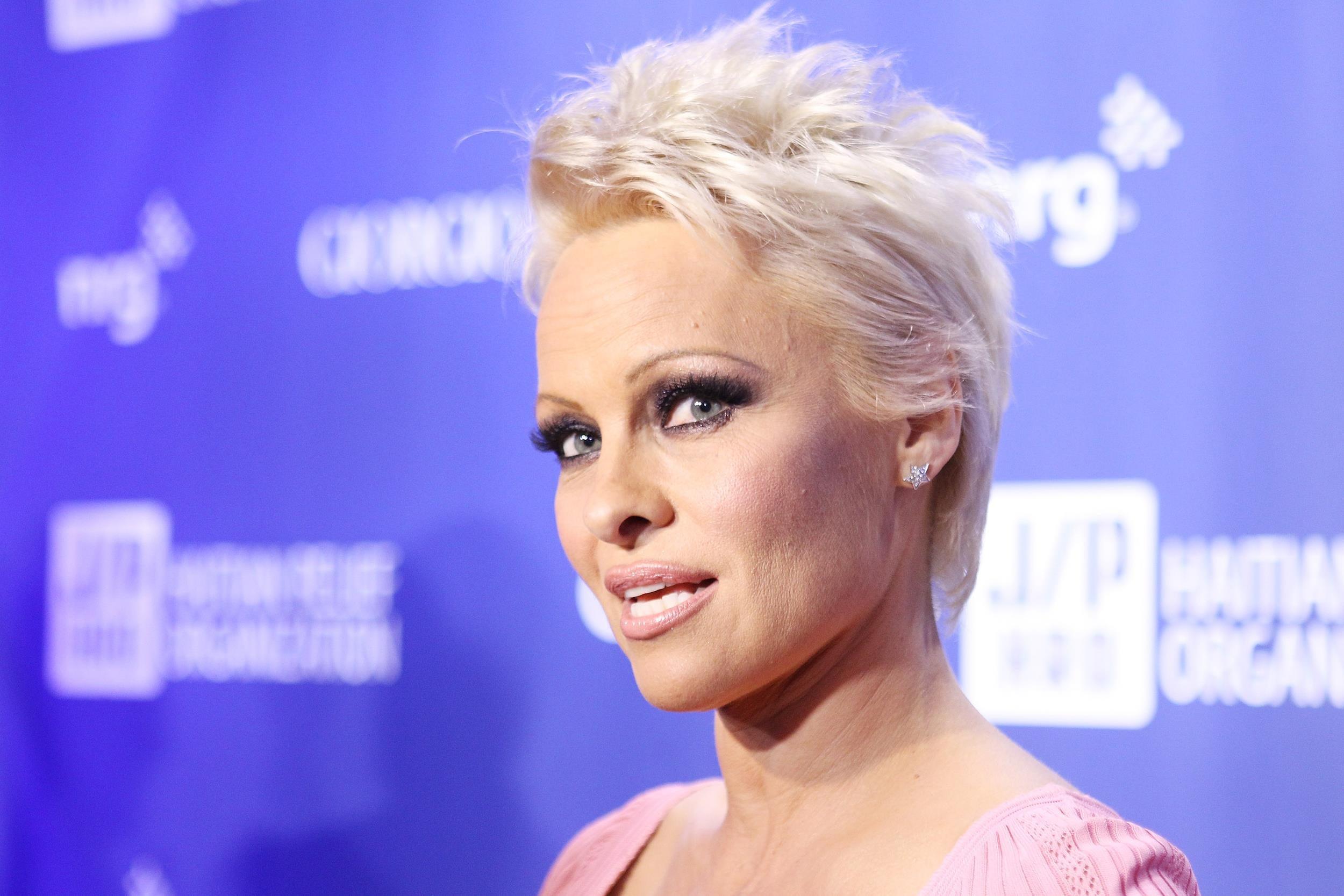 Pamela Anderson habló del «sexo salvaje» en la mansión de Playboy