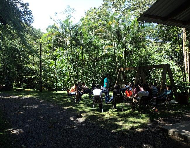 Panacam, un paraíso en el corazón de Honduras