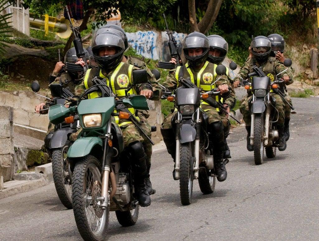 """Policía de Colombia abate a """"Boris"""", cabecilla del Clan Úsuga"""