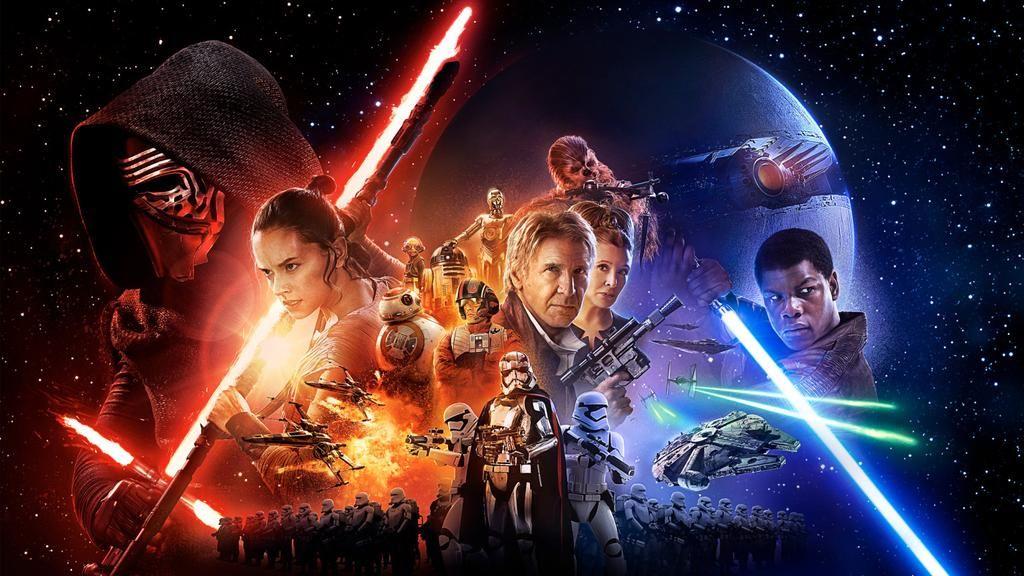 """Revelan afiche de la próxima película de Star Wars """"El despertar de la fuerza"""""""