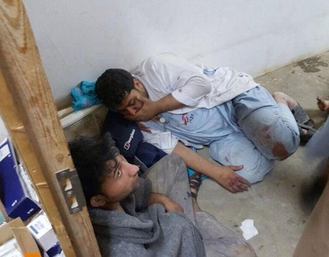 Bombardeo en hospital de MSF deja al menos 19 muertos