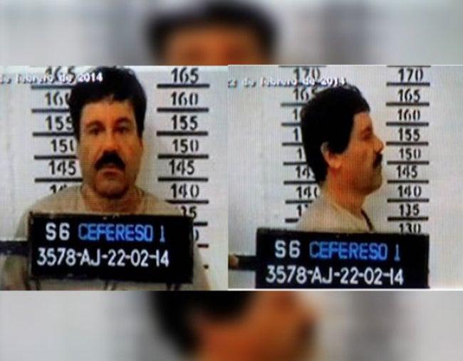 Le vuelven a rechazar pedido de amparo a El Chapo