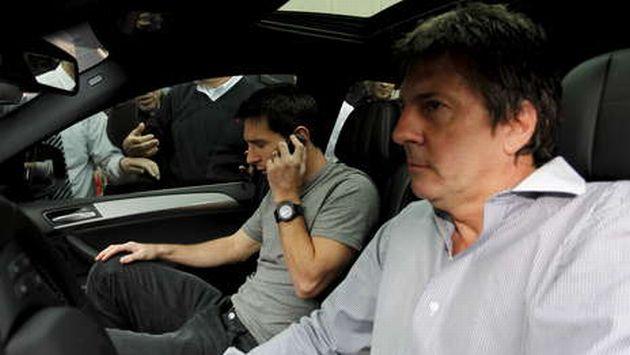 Fiscal insiste en exculpar a Messi de fraude fiscal y pide cárcel para su padre